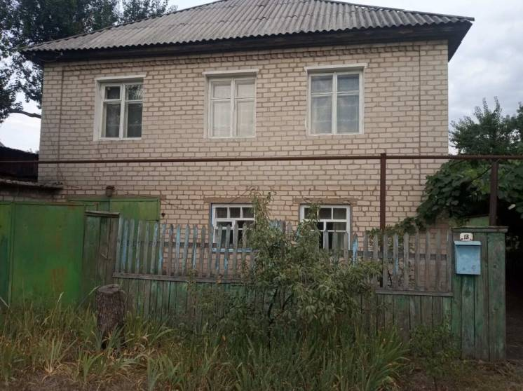 Продаётся дом (г.Кременная)