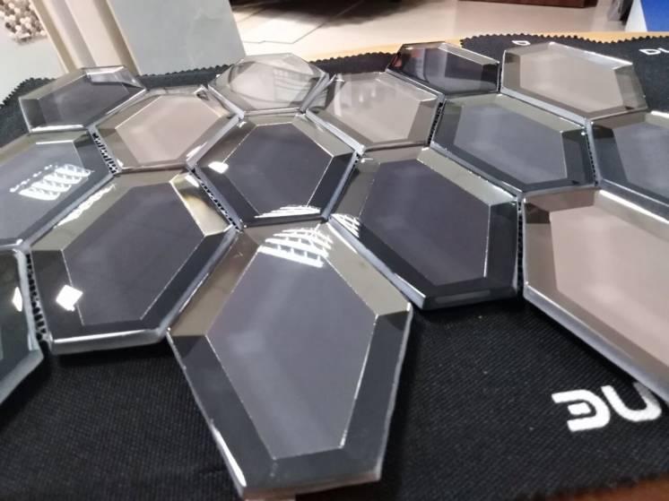 Мозаика  Summum 25*32 с эффектом 3-D