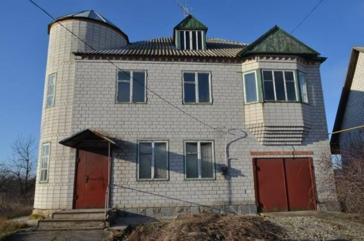 Продам дом 2 этажа Царичанка