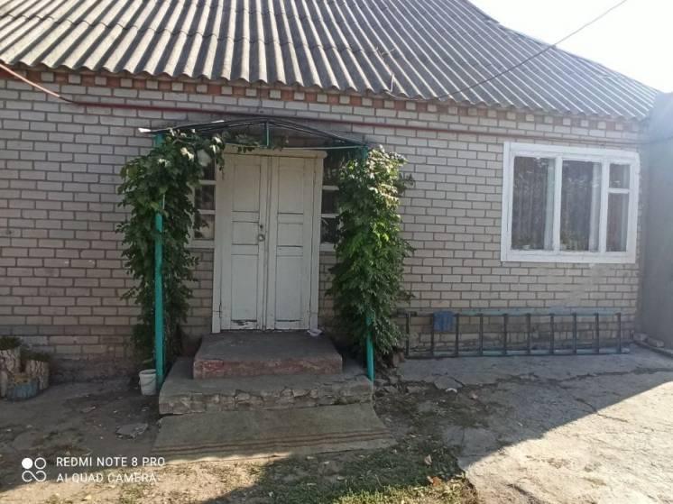 продам дом в Соленом