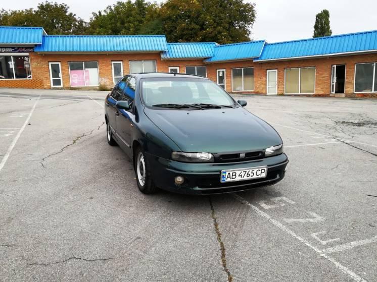 Fiat Marea 1.6 16v 103hp