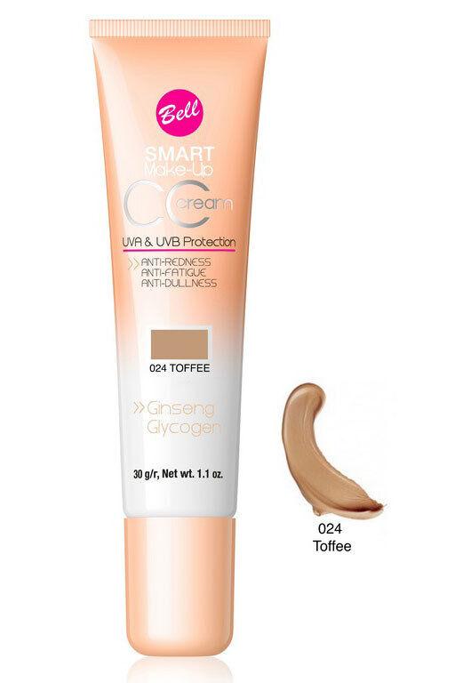 Тональный крем BELL CC Cream Smart Make Up