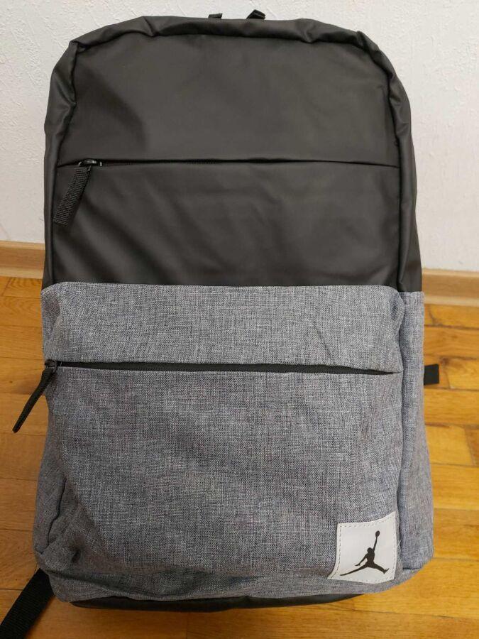 Рюкзак JORDAN PIVOT Черно-серый