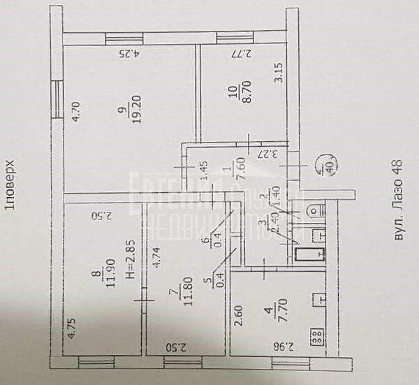 4-комнатная шикарная кв-ра, Соцгород, Героев Небесной Сотни (Лазо