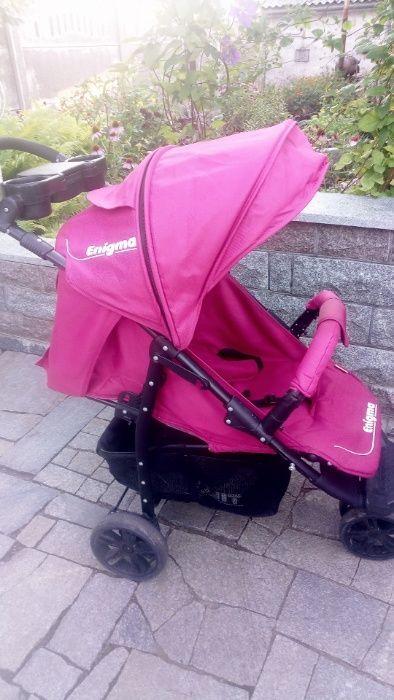 Продам детскую 3-х колесную коляску