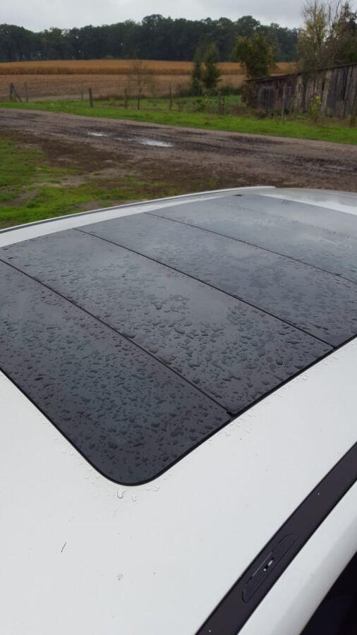 люк панорамный Fiat Stilo стекло универсальный регтоп