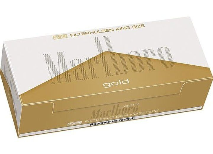 Гильзы для сигарет Marlboro Lux 200, 250 штук от производителя