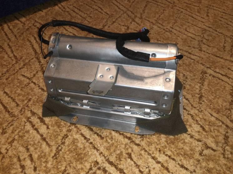 Подушка airbag пассажира. Peugeot 407 9644588880