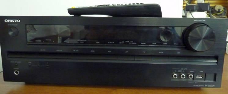 Ресивер Onkyo TX-SR309