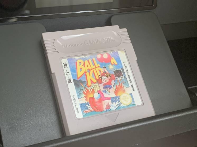 Nintendo GAME BOY Ballon Kid