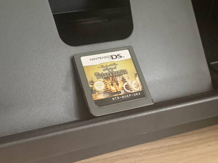 Nintendo DS Tutankhamun