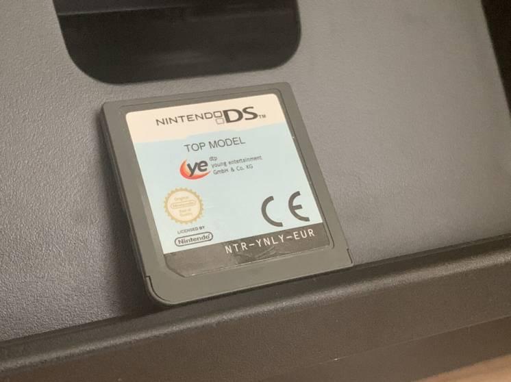 Nintendo DS Top Model