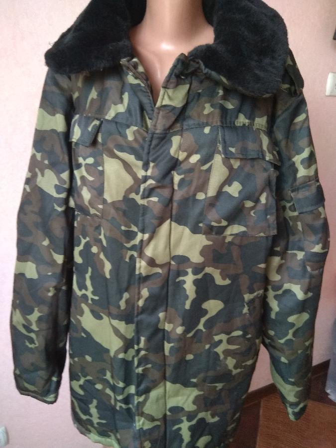 камуфляжная куртка