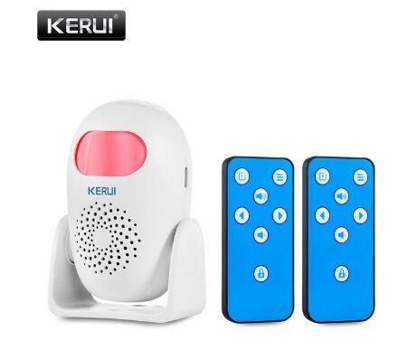 Домашняя охранная сигнализация KERUI M120, детектор движения PIR,  сиг