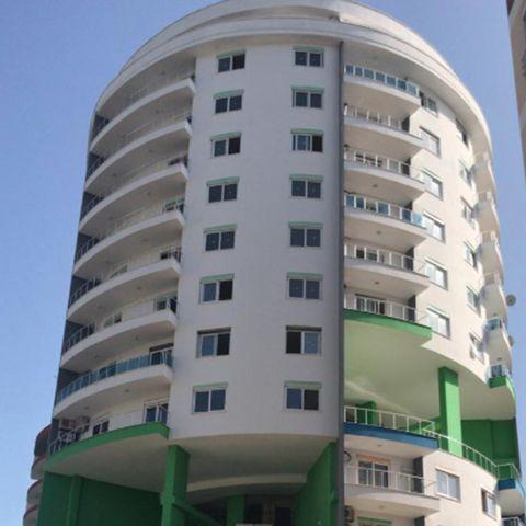 Предлагается купить двухкомнатную новую квартиру в Алании в современно