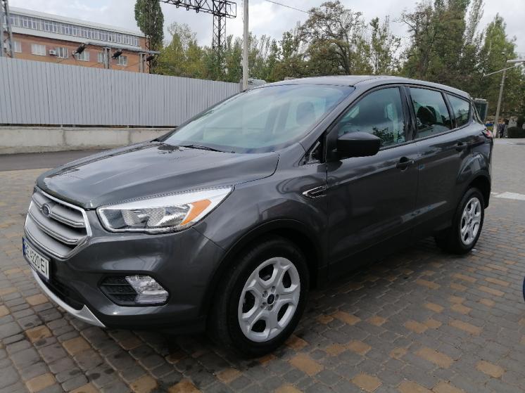 Ford escape 2017, рестайлинг