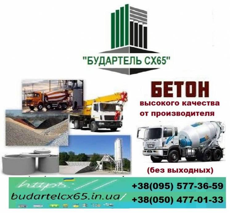 бетонные смеси от производителя