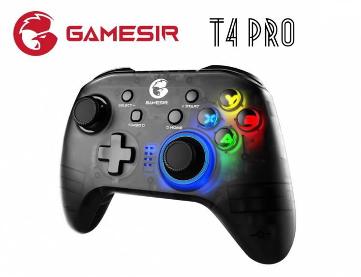 Беспроводной геймпад GameSir T4 Pro джойстик Android iOS PC Nintendo