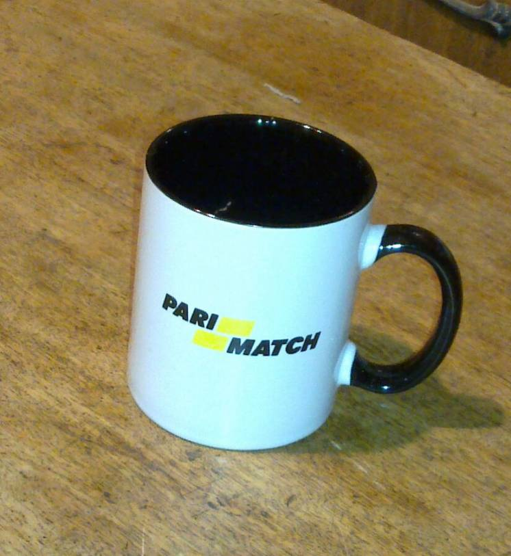 Чашка Pari Match