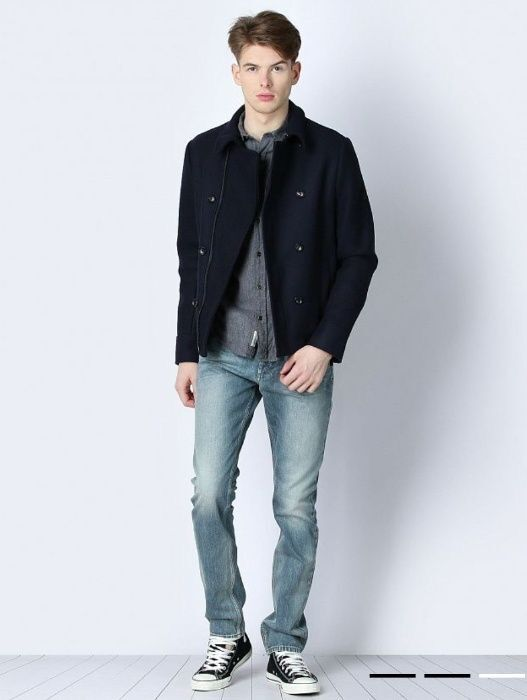 Осеннее пальто куртка calvin klein jeans, новое! оригинал