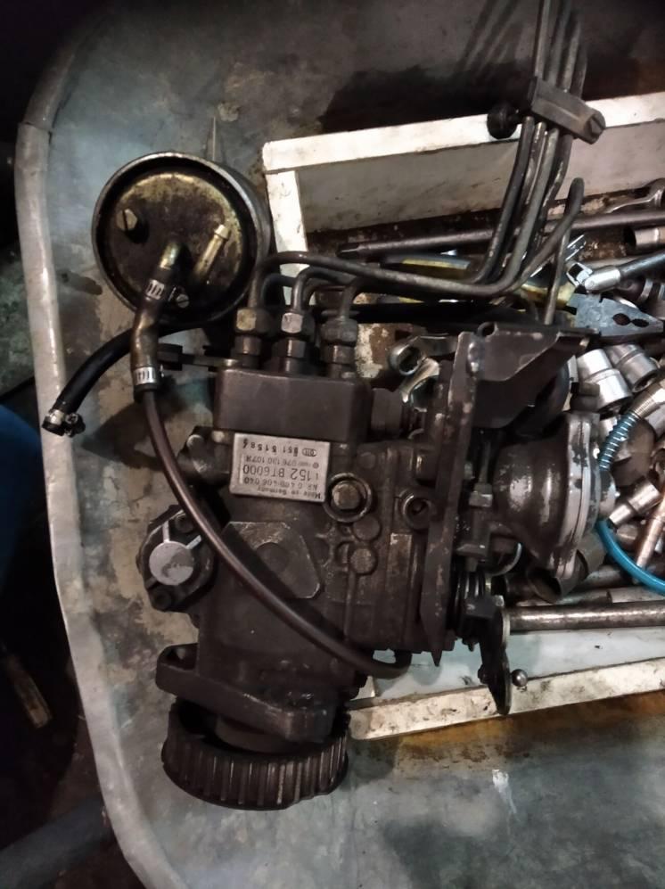 ТНВД VW LT45