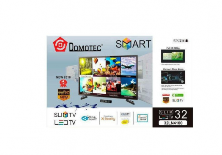 телевизор 32 дюйма Domotec