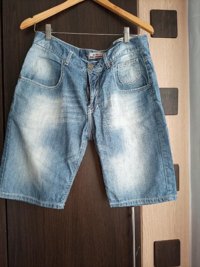 Шорты джинс мужские продам