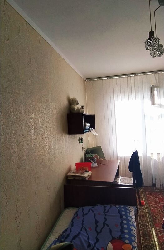 Двухкомнатная квартира-распашонка на Шуменском