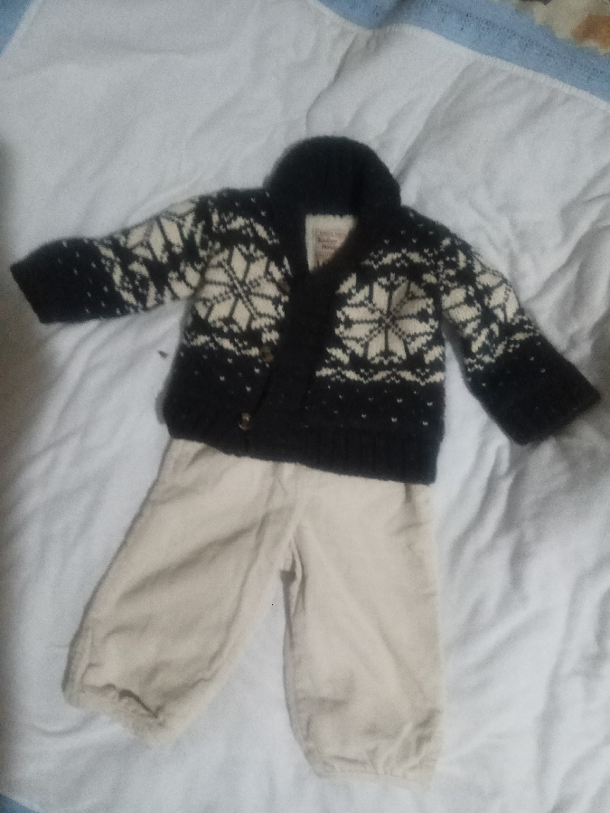 Дитячий одяг, костюм теплий