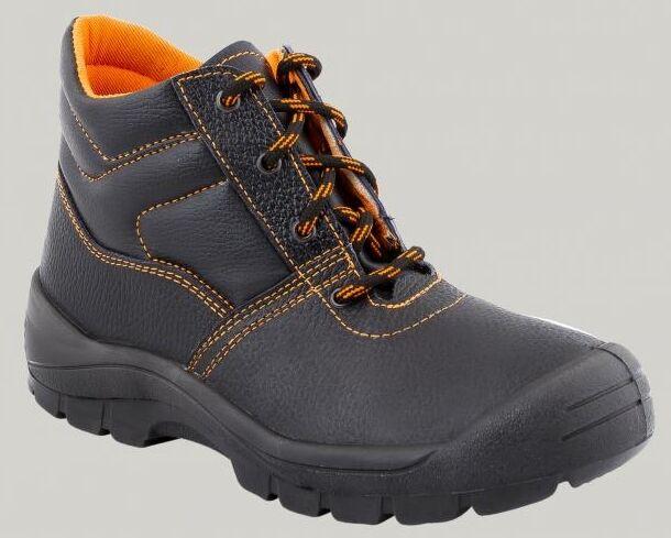 Ботинки рабочие кожаные утепленные