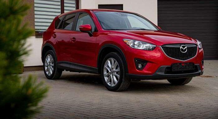 Продам машину Mazda CX 5