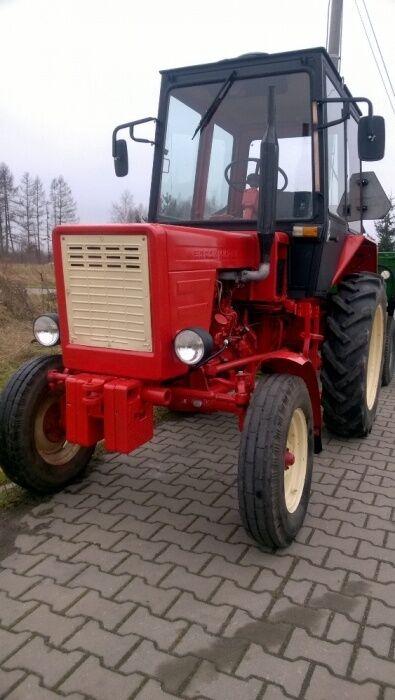 Экспортный б/у трактор 1997 года выпуска Владимирец Т 25 25 л/с