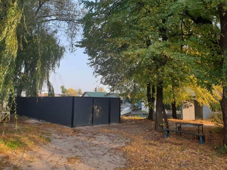 Продам чудову ділянку на воді на 2 Причалі з прямим виходом на Дніпро