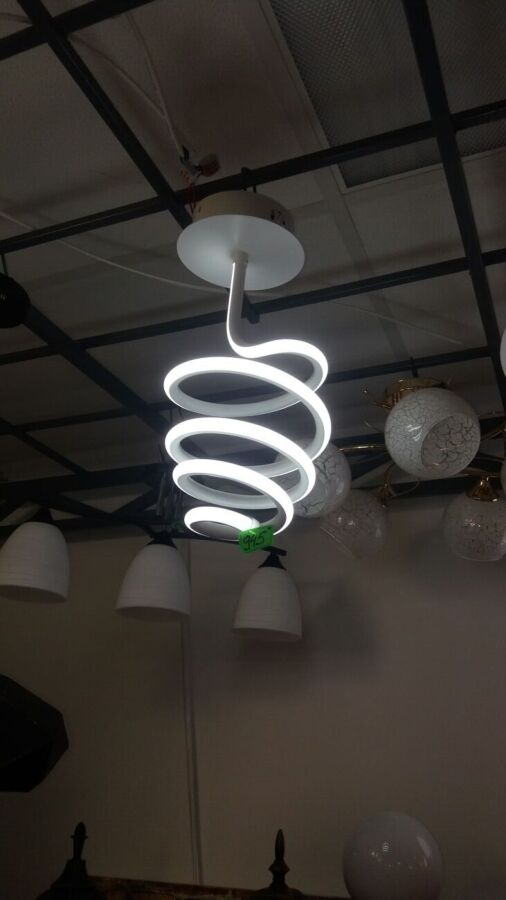 Сучасна люстра LED 38W