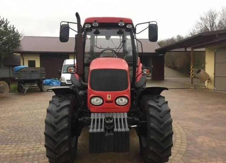Экспортный б/у трактор 2007 года выпуска Беларус Мтз Pronar 82 A ll