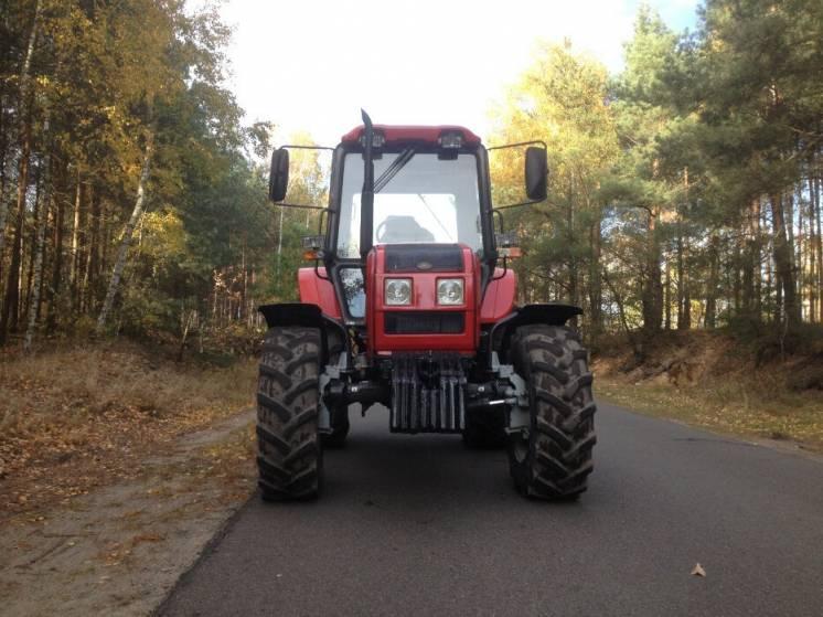 Экспортный б/у трактор 2007 года выпуска Беларус Мтз 952.4 95 л/с