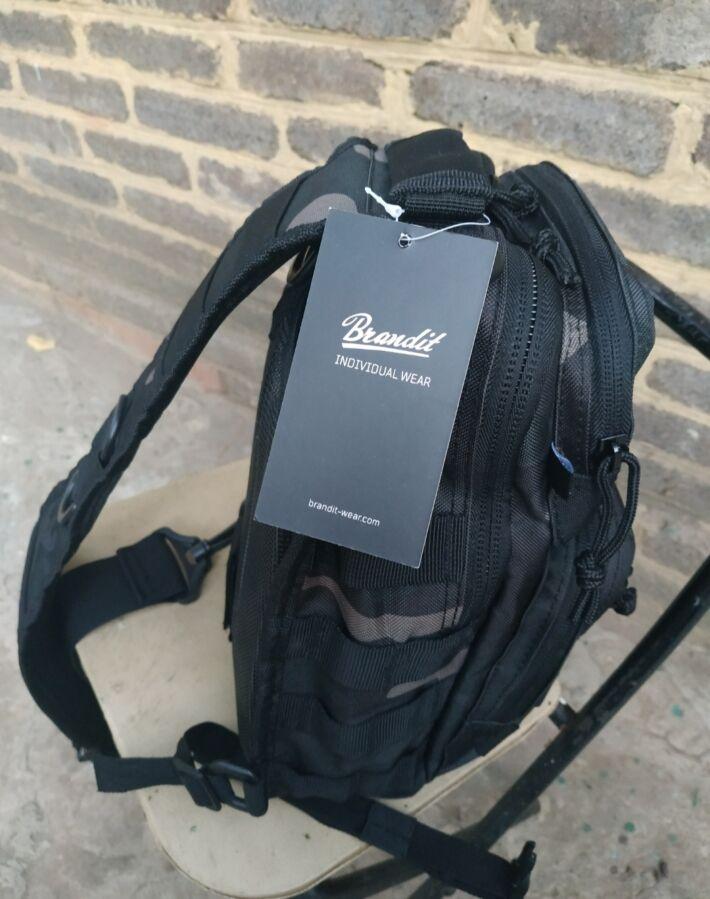 Однолямочный рюкзак Brandit.