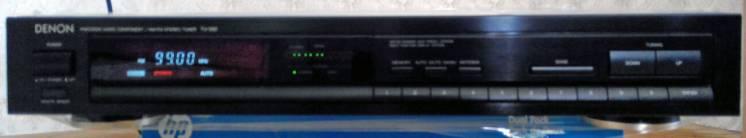 Denon TU-560 - стерео тюнер AM/FM