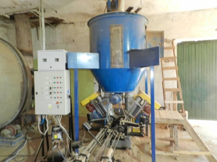 Готовий Бізнес-Виробництво брикети/Брикетний завод