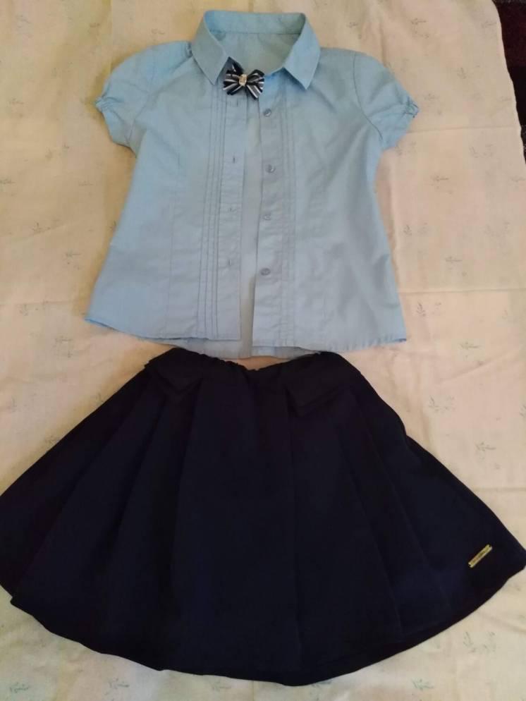 Школьная форма для девочки 130-135 рост