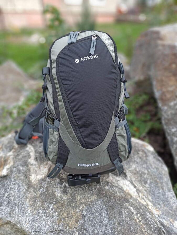 Вело рюкзак трекинговый aoking 30 L