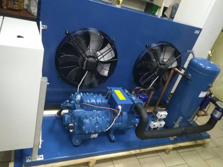 продаж, ремонт і встановлення промислового холодильного обладнання