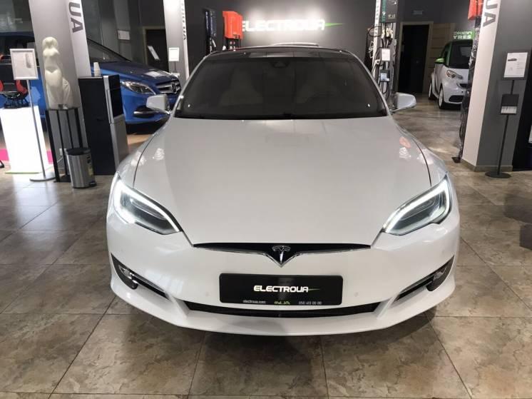 Продаётся Tesla Model S 75
