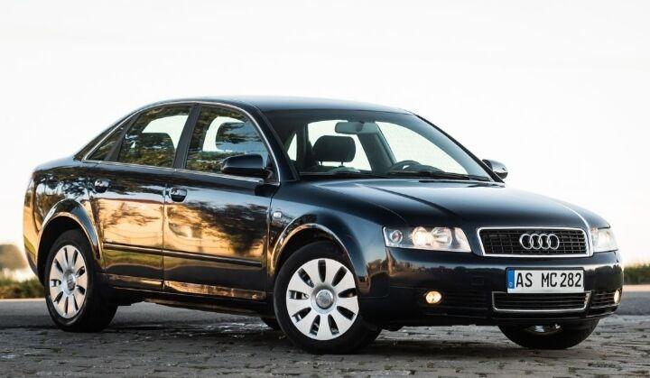 Продам Audi A4 Из Европы