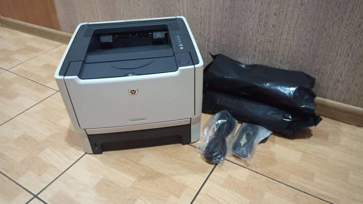 Принтер HP 2015. Полное техническое обслуживание. Подарок!