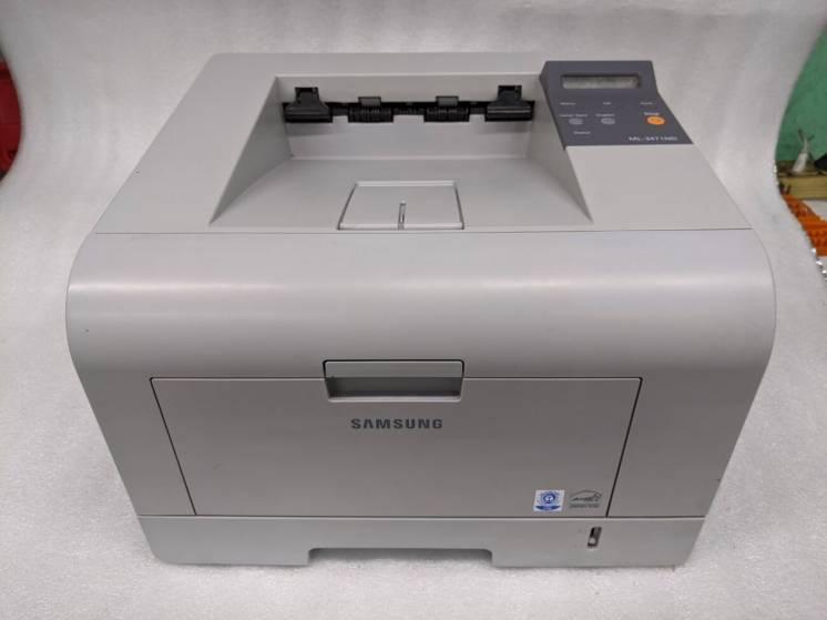 Принтер лазерный Samsung ML-3471ND БУ