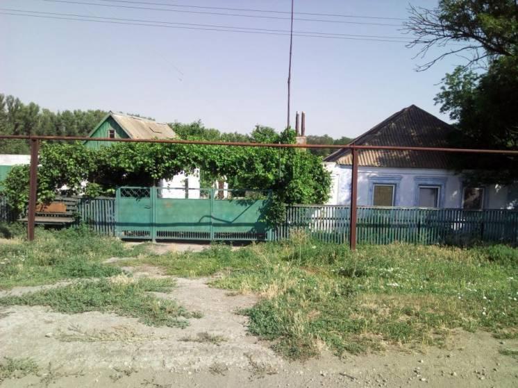 Продам газифицированный дом в Новоазовском районе.Село Хомутово.