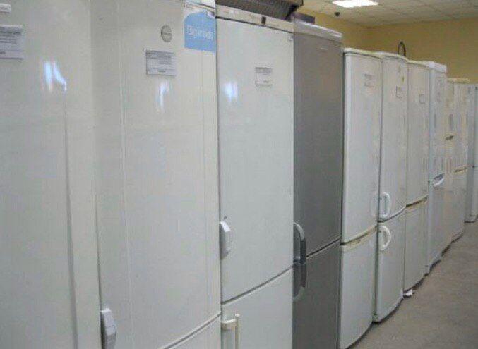 Холодильник с гарантией и доставкой, большой выбор Киев