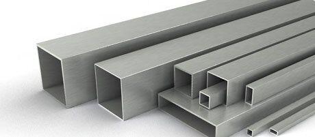 Алюминиевая труба квадратная 25x25x2БПЗ-378 б.п.