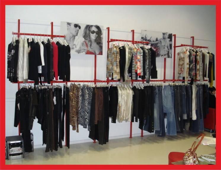 Торговая Мебель, Оборудование для Магазина Одежды